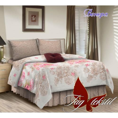 Комплект постельного белья поплин полуторное TAG Венера