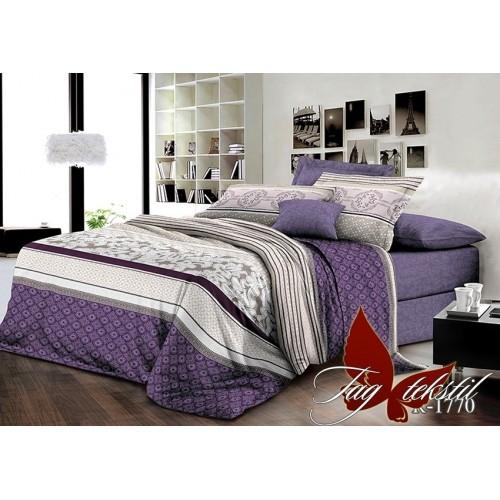 Комплект постельный полуторный ранфорс TAG R1770