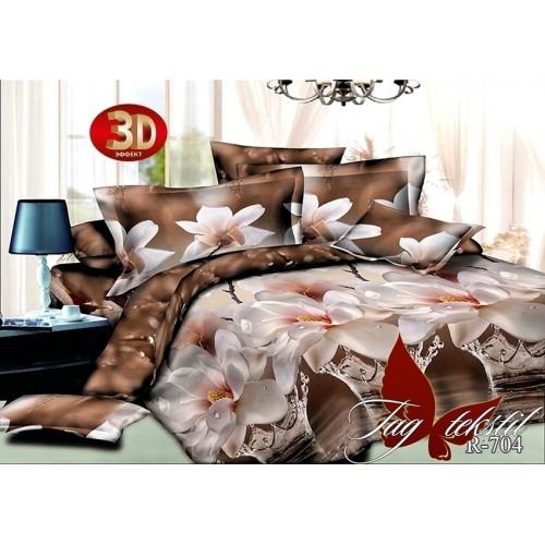 Комплект постельный полуторный ранфорс TAG R704