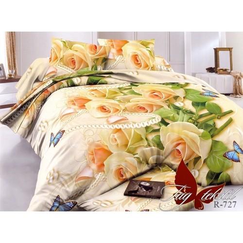 Комплект постельный полуторный ранфорс TAG R727