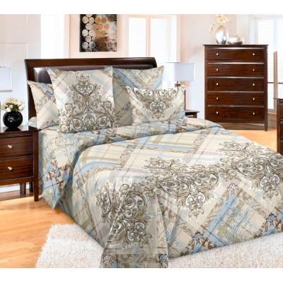 Комплект постельного белья полуторный перкаль Таинство