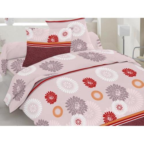 Комплект постельный полуторный 20-1139 корич.