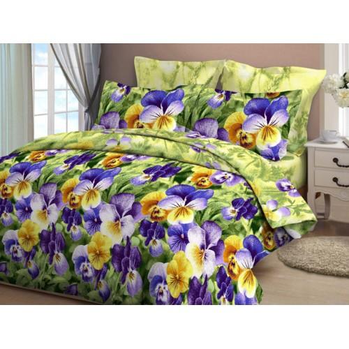 Комплект постельный полуторный Анютка