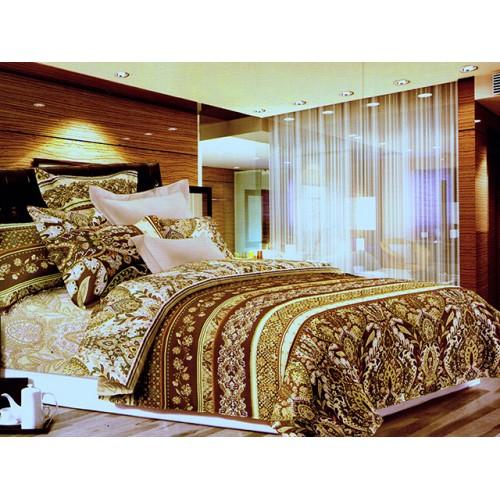 Комплект постельный полуторный Танзания