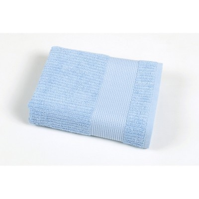 Полотенце Iris Home - Cell mavi голубой 50*90