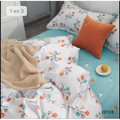 Комплект постельного белья Вилюта ранфорс 20126 семейный