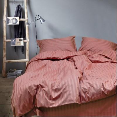 Комплект постельного белья сатин страйп 66 семейный