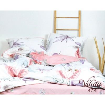 Комплект постельного белья Вилюта Сатин 474 евро