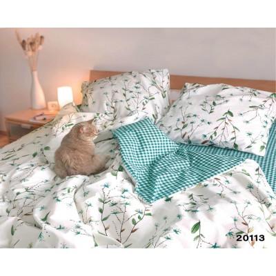 Комплект постельного белья Вилюта ранфорс 20113 семейный