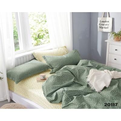 Комплект постельного белья Вилюта ранфорс 20117 семейный