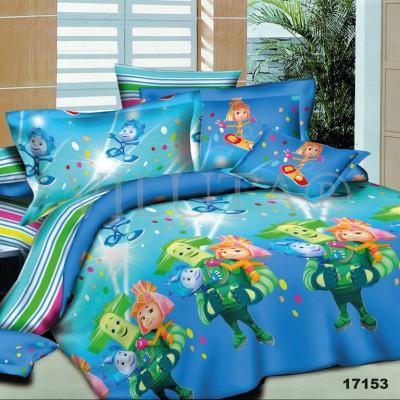 Комплект постельное белье подростковое Вилюта 17153