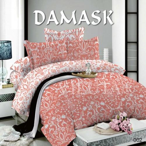 Постельное белье полуторное Вилюта поплин Дамаск 002