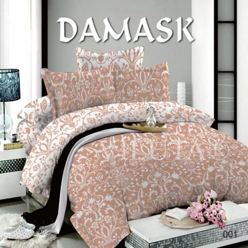 Постельное белье полуторное Вилюта поплин Дамаск 001