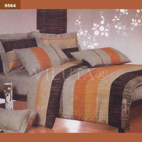 Комплект постельного белья Вилюта двуспальный бязь Ранфорс 9564