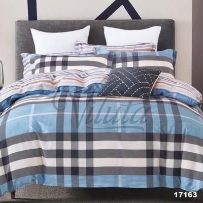 Комплект постельного белья евро бязь ранфорс Viluta 17163