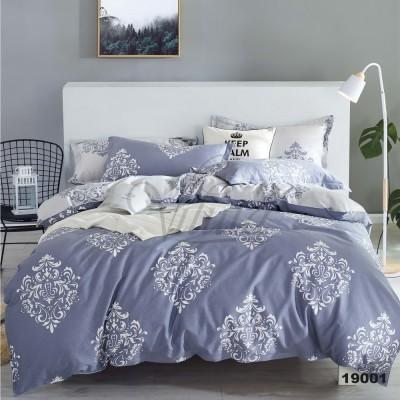 Комплект постельного белья семейный ранфорс Viluta 19001