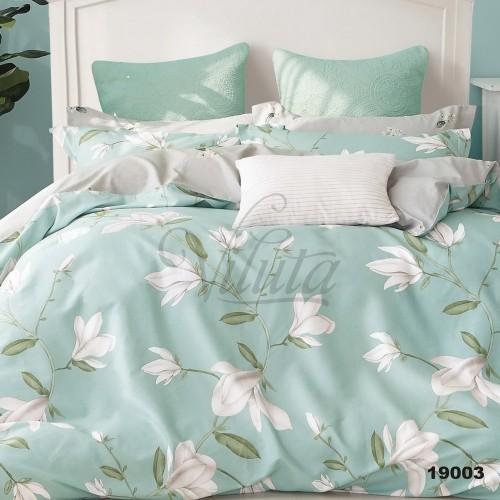 Комплект постельного белья семейный ранфорс Viluta 19003