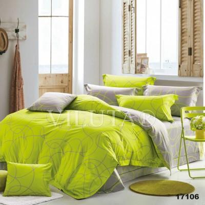 Комплект постельного белья двуспальный Viluta 17106