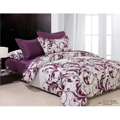 Комплект постельного белья Вилюта двуспальный бязь Ранфорс 8624