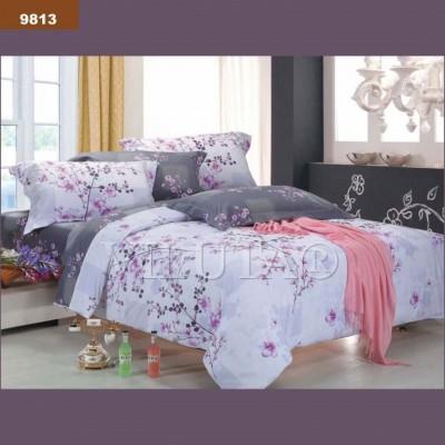 Комплект постельного белья Вилюта двуспальный бязь Ранфорс 9813