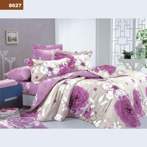 Комплект постельного белья Вилюта двуспальный бязь Ранфорс 8627
