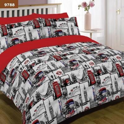 Комплект постельного белья Вилюта двуспальный бязь Ранфорс 9788