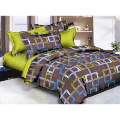 Комплект постельного белья евро Viluta 12652