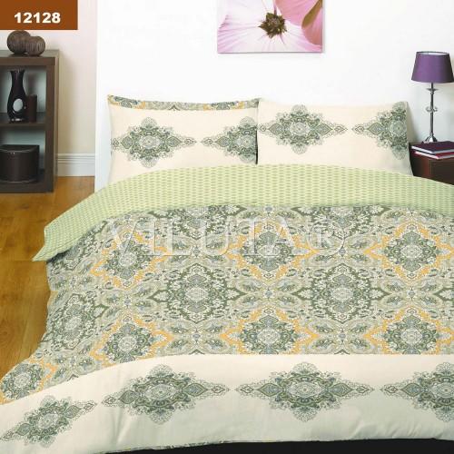 Комплект постельного белья евро Viluta 12128