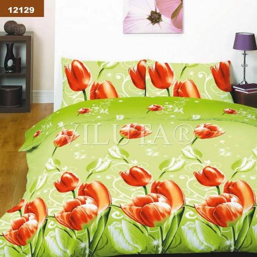 Комплект постельного белья евро Viluta 12129