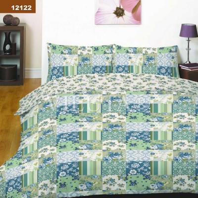Комплект постельного белья евро Viluta 12122