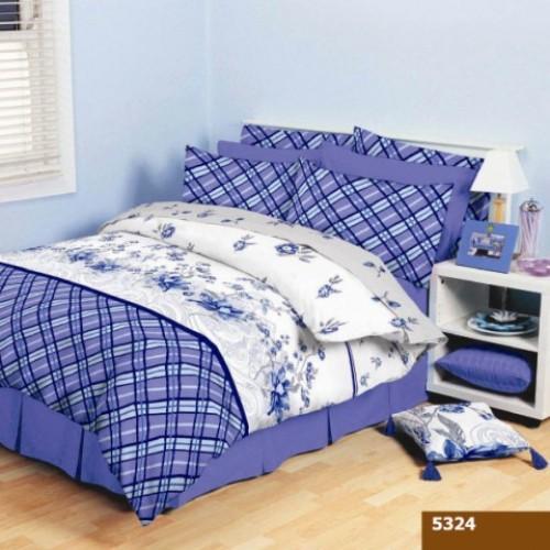 Комплект постельного белья евро Viluta 5324