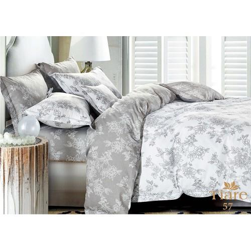 Комплект постельный евро Viluta Tiare 57