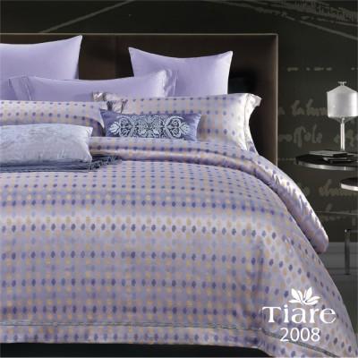 Постельное белье сатин-люкс семейное Вилюта Tiare Жаккард 2008